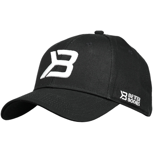 Better Bodies Baseball Cap Svart