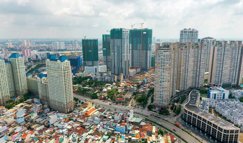 giá bất động sản tăng