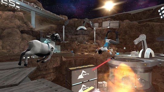 Goat Simulator Waste of Space v1.0.6 Mod APK 5