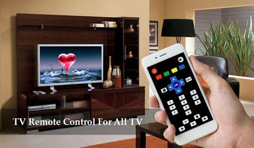 Remote Control for all TV - All Remote screenshots 1