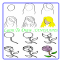 Learn To Draw icon
