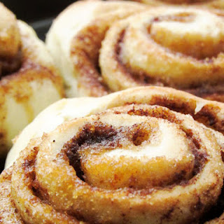 Easy Homemade Cinnamon Rolls