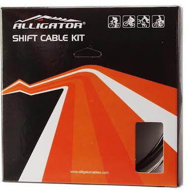 Alligator Superlight Derailleur Cable/Casing Set alternate image 0