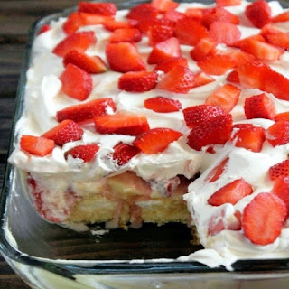 Strawberry Pudding Cake Recipes.