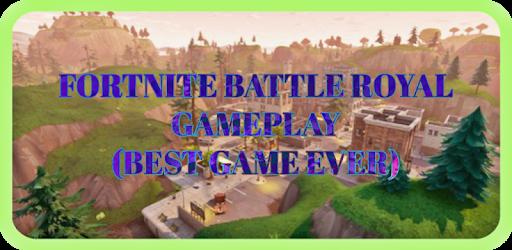 Fortnite Battle Royal (Gameplay) for PC