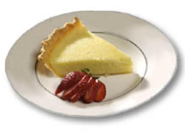 Buttermilk Custard Pie Recipe