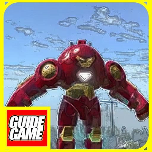 Guide LEGO Marvel Avengers