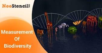 Measurement of Biodiversity