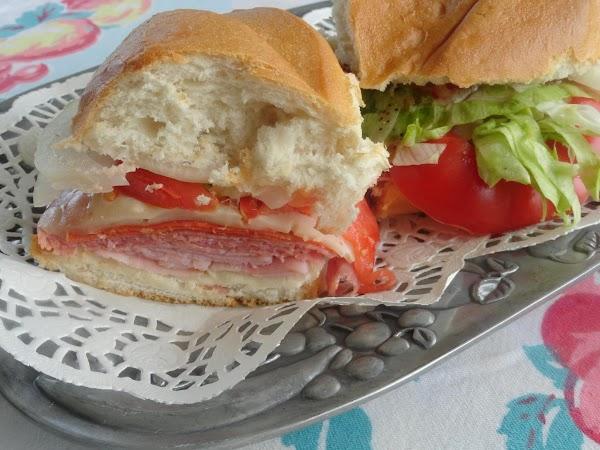 Hot Hero Sandwiches Recipe