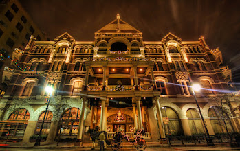 Photo: Driskill Hotel, Austin  Here's the Driskill here in Austin… nonstop #SXSW Parties here! I'm kind of an introvert… so not really so great for me. :)