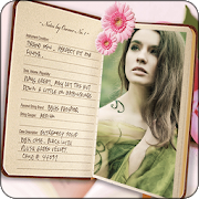 Book Photo Frames - new books style effect editor