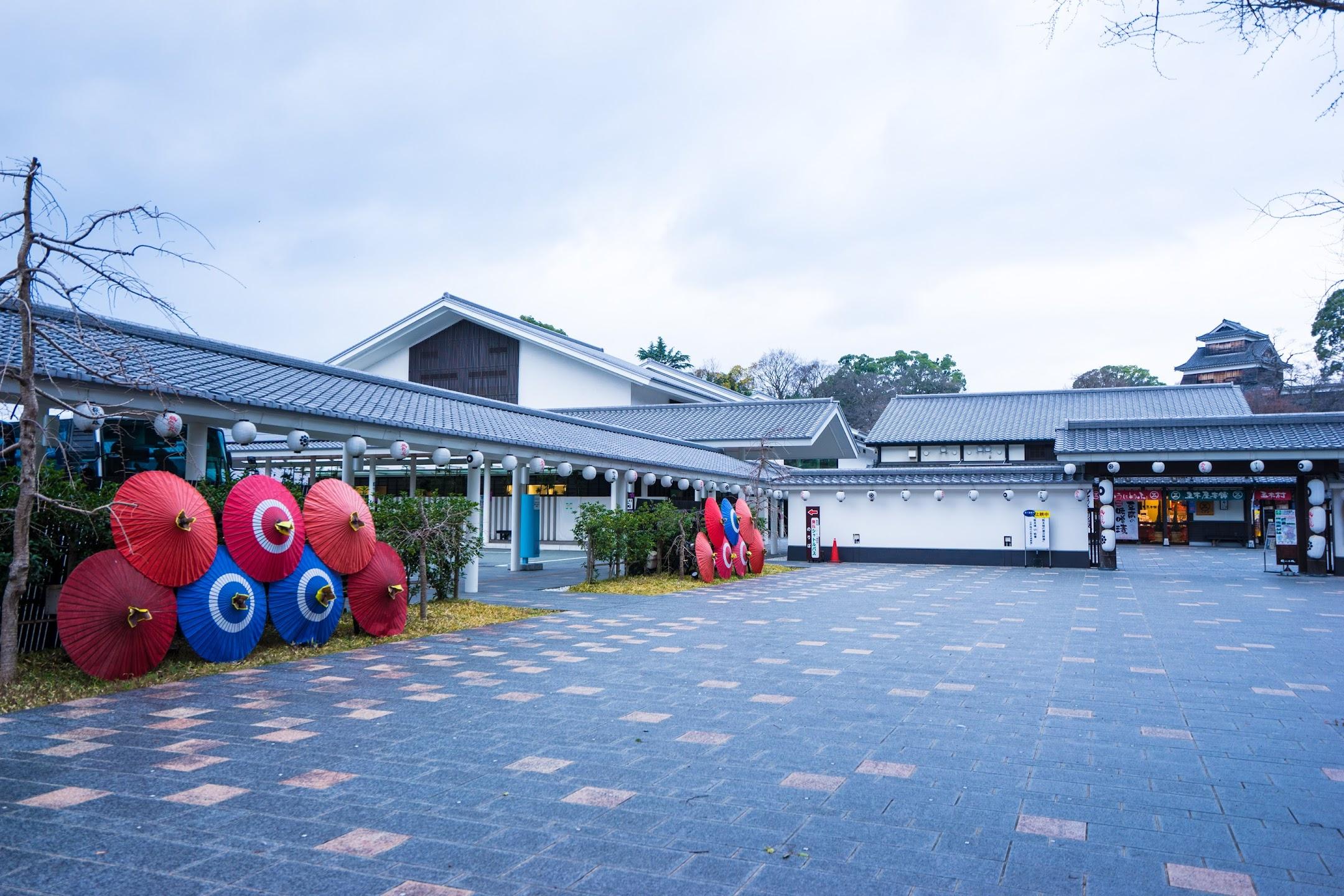 熊本城 桜の馬場 城彩苑1