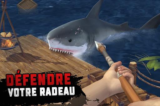 Survie sur un radeau: Survival on Raft - Nomad fond d'écran 2