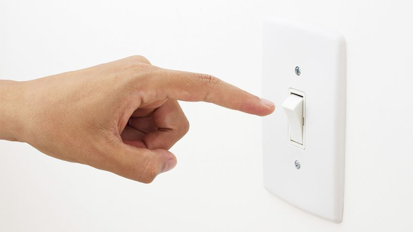 Cambiar un interruptor