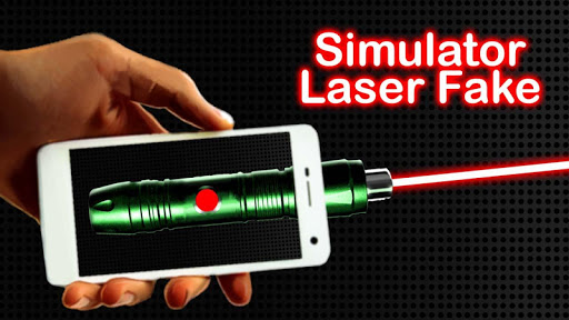 Simulator Laser Fake