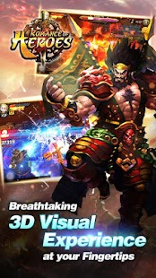 Romance of Heroes cracked apk