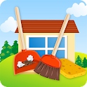 Cleaning Game - Clean House icon