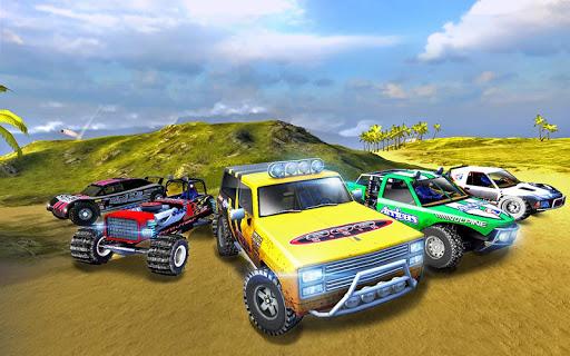 4x4 Dirt Racing - Offroad Dunes Rally Car Race 3D 1.1 screenshots 11
