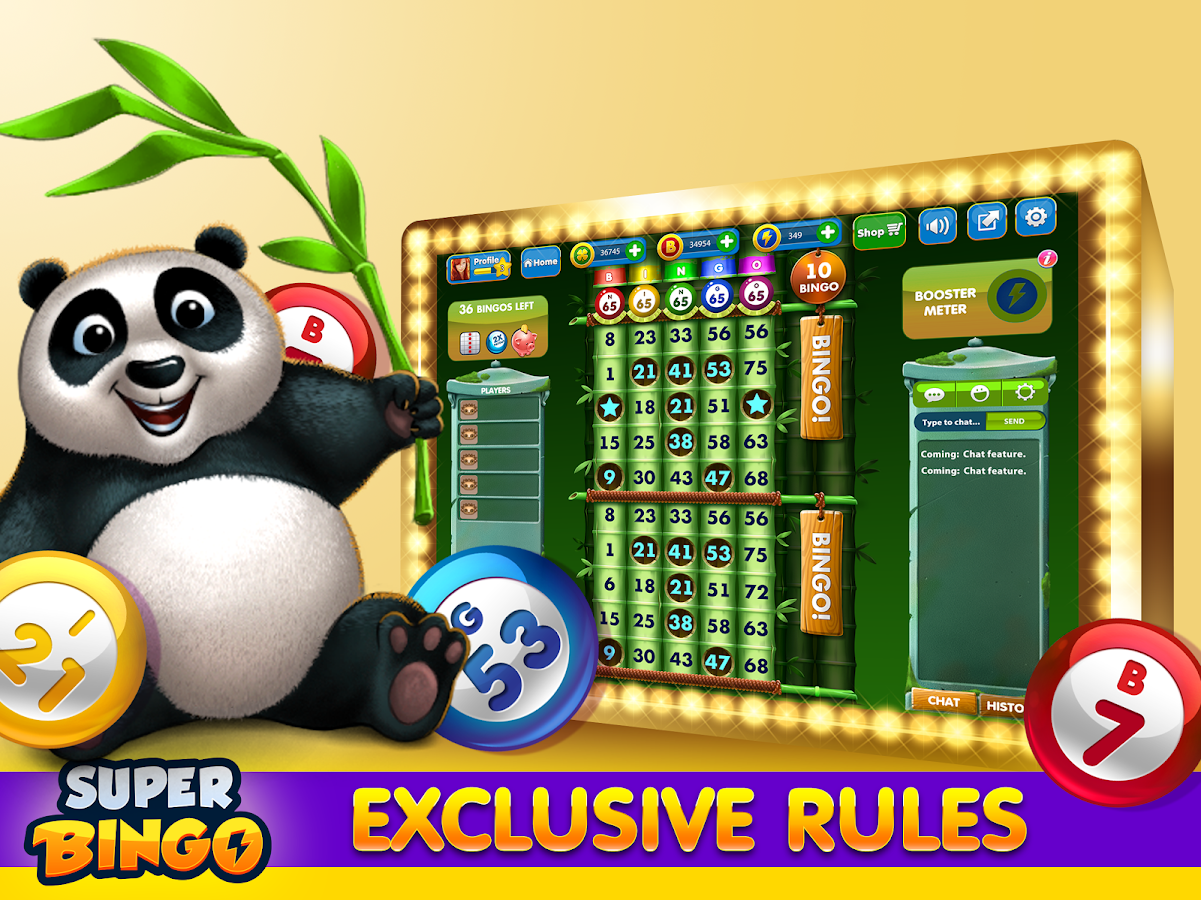 Super Bingo HD - Free Bingo- screenshot