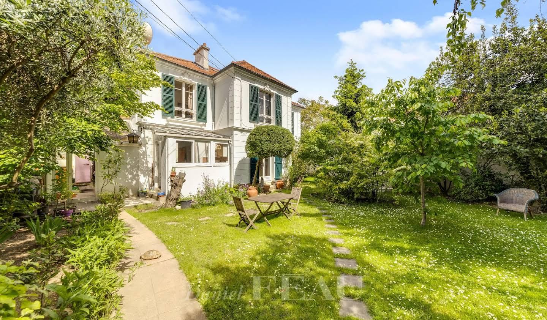 Maison avec jardin Issy-les-Moulineaux