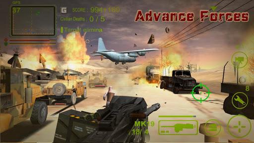 Advance Forces AU