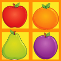 Vegetable Memory Game icon