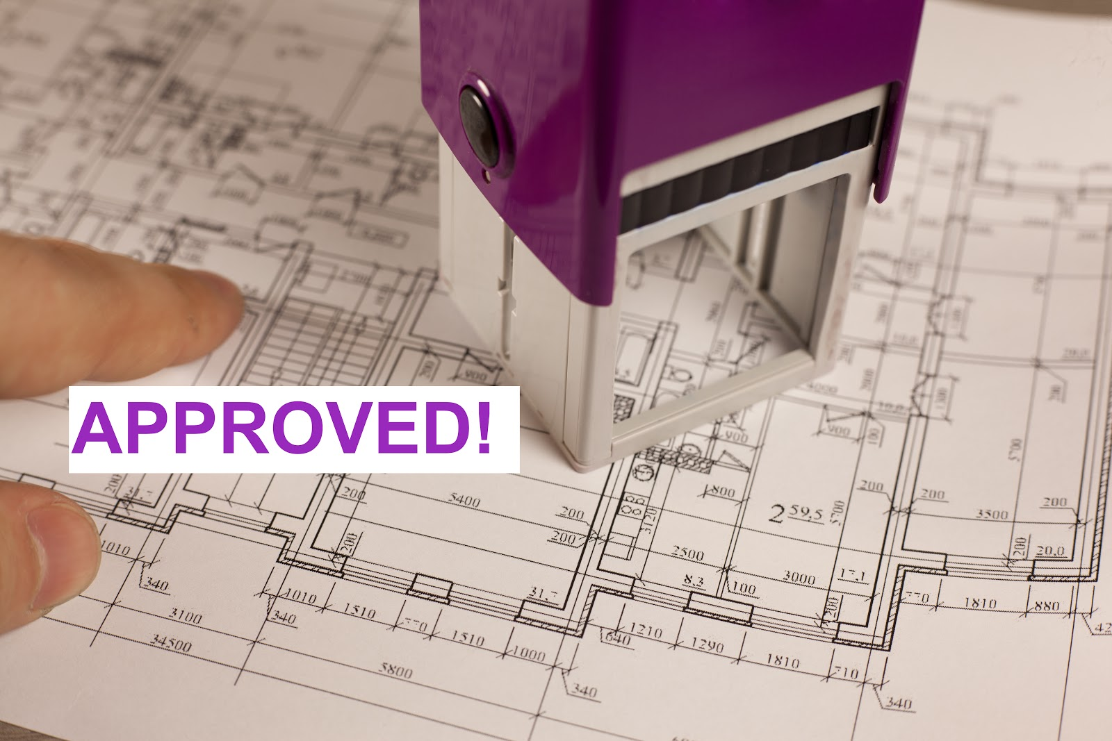building permit approval