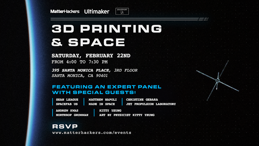 3D Printing and Space