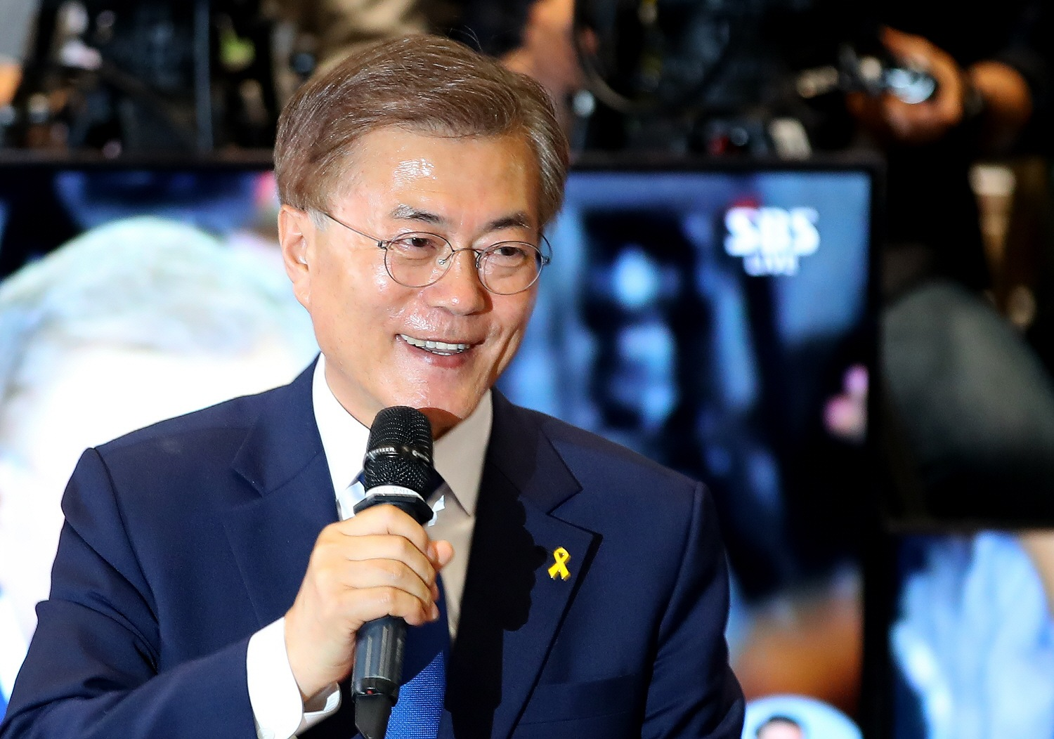 the south korean president is among the top 10 best