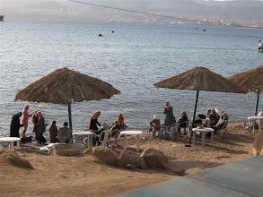 Photo: Jordánská pláž