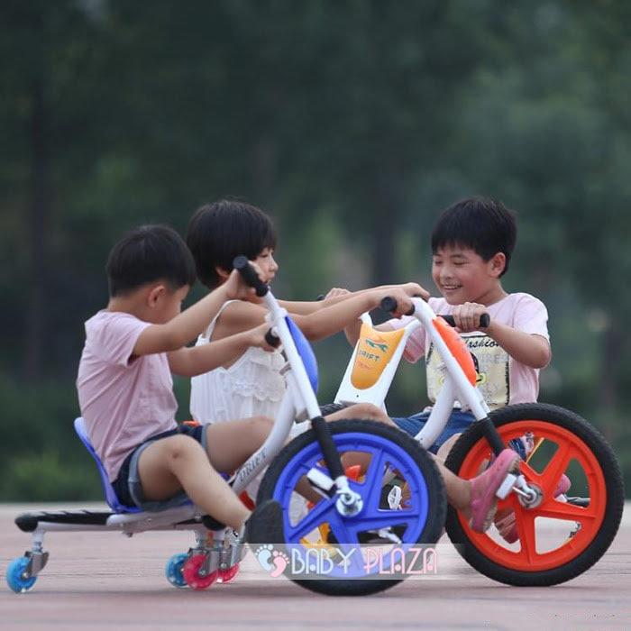 Xe đạp 3 bánh Drift PX-677 cho bé 2