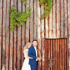 Wedding photographer Oksana Nazarchuk (aprilante). Photo of 03.10.2015