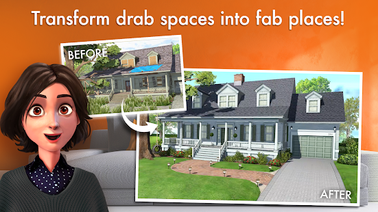 Home Design Makeover! - Apps on Google Play on house builder games, architect games, design games, house decorating games, house design, house building games, house planner games,