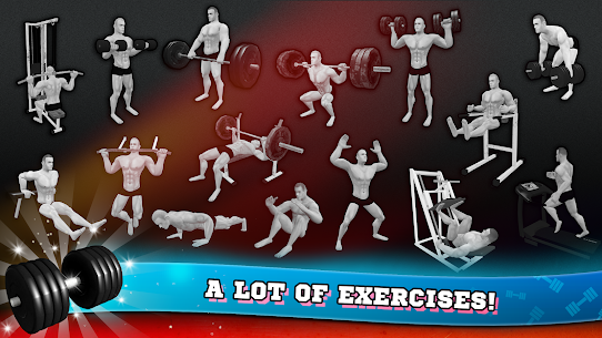 Fitness Gym Bodybuilding Pump Apk Download For Android 5