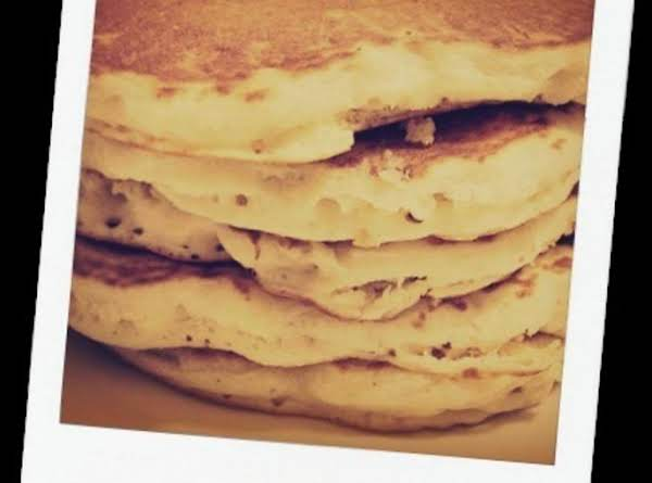 Fluffy Pancakes From Scratch Recipe