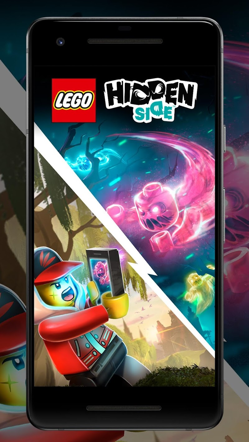 LEGO® HIDDEN SIDE™ Screenshot 0