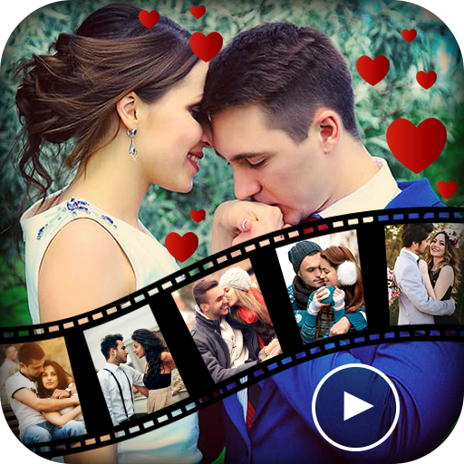 Love Video Maker with Music - Slideshow Maker