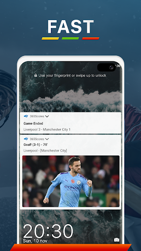 365Scores - Live Scores and Sports News 10.8.2 screenshots 5