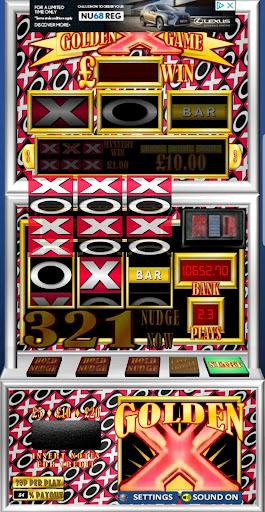 Golden X Game UK Slot Machine