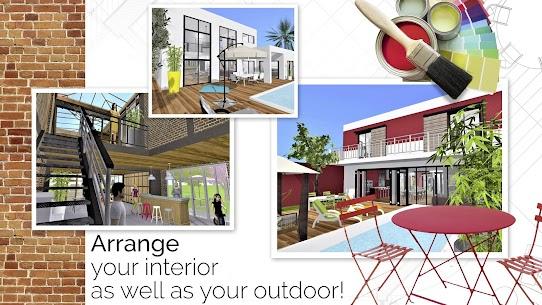 Home Design 3D Mod Apk + OBB 4.4.1 (Full Unlocked) 3