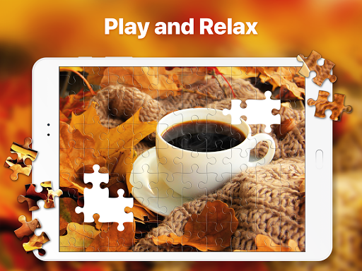Jigsaw Puzzles screenshot 15