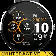 Quante Watch Face && Clock Widget