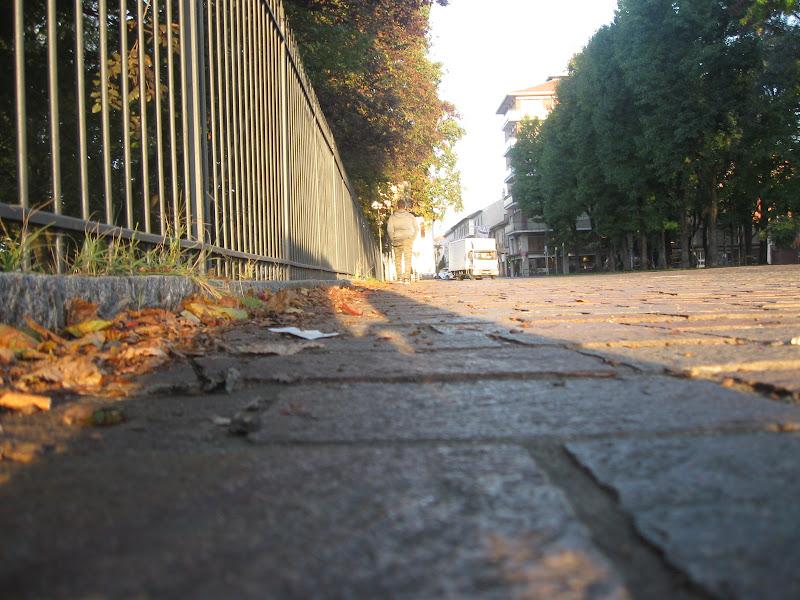 Camminata al tramonto di Roccia83