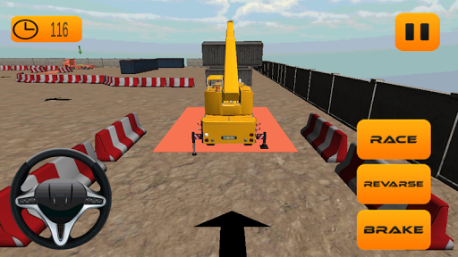 Factory Cargo Crane Simulation  screenshots 4