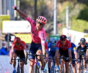 Magnus Cort Nielsen gaat in Route d'Occitanie nog op en over Brambilla, Movistar-renner is eindwinnaar