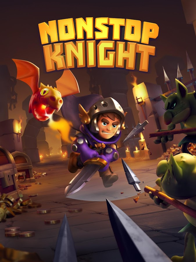 Nonstop Knight - Idle RPG – Screenshot