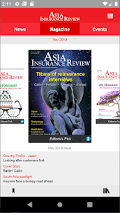 Asia Insurance Review App Download For Android and iPhone 3