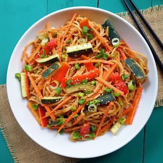 Healthy Thai Peanut Noodles Recipes