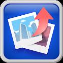 写真アップローダー icon