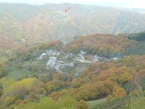 Photo: mas lejos Villar de Corrales, muchas aldeas en el Bierzo